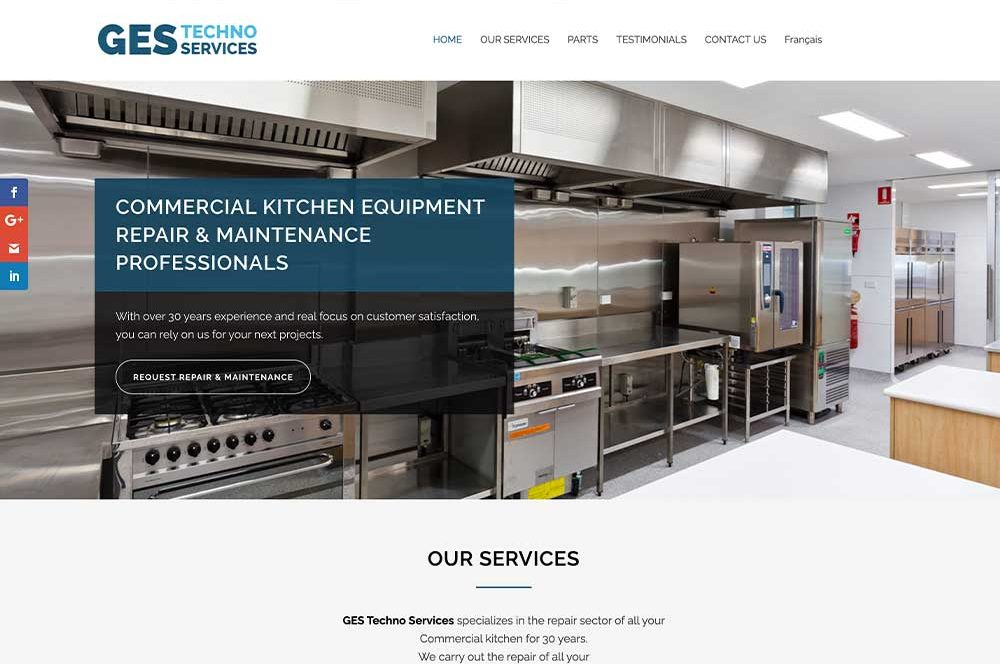 swanmedia website design Montreal